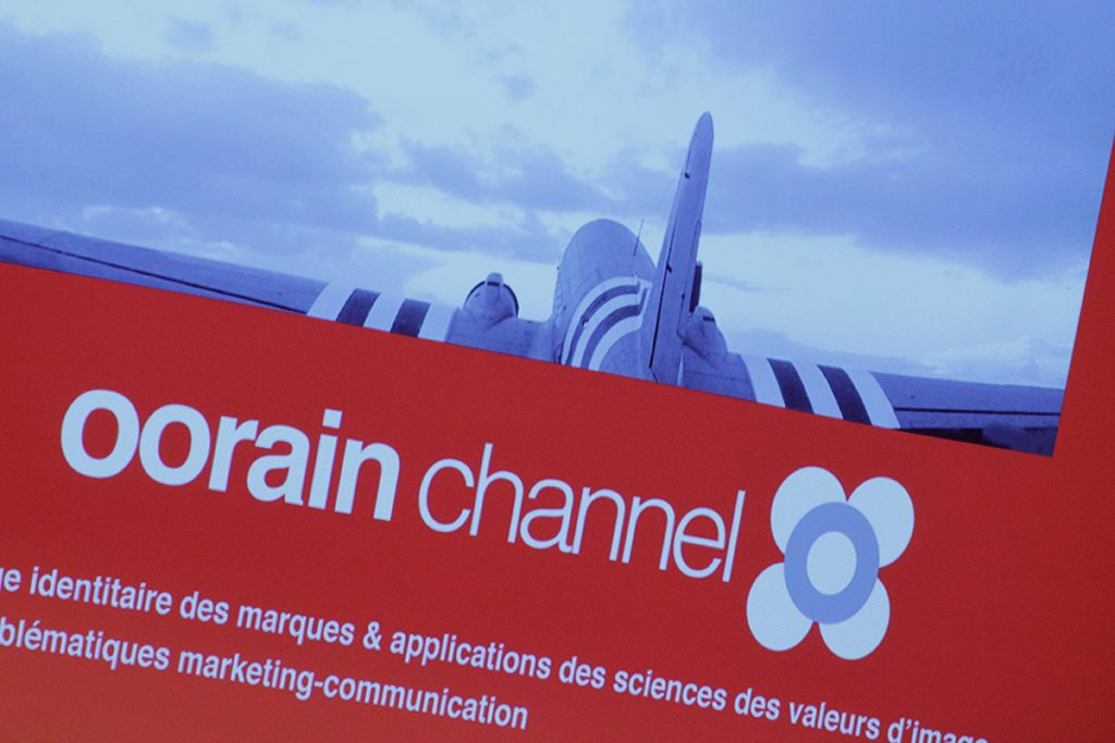Conférence Olivier Orain – OORAIN CHANNEL