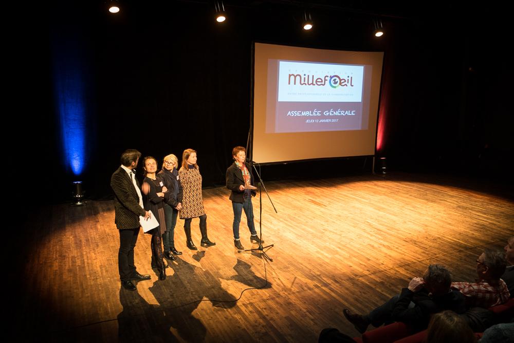 Millef'Oeil attaque sa 4e année