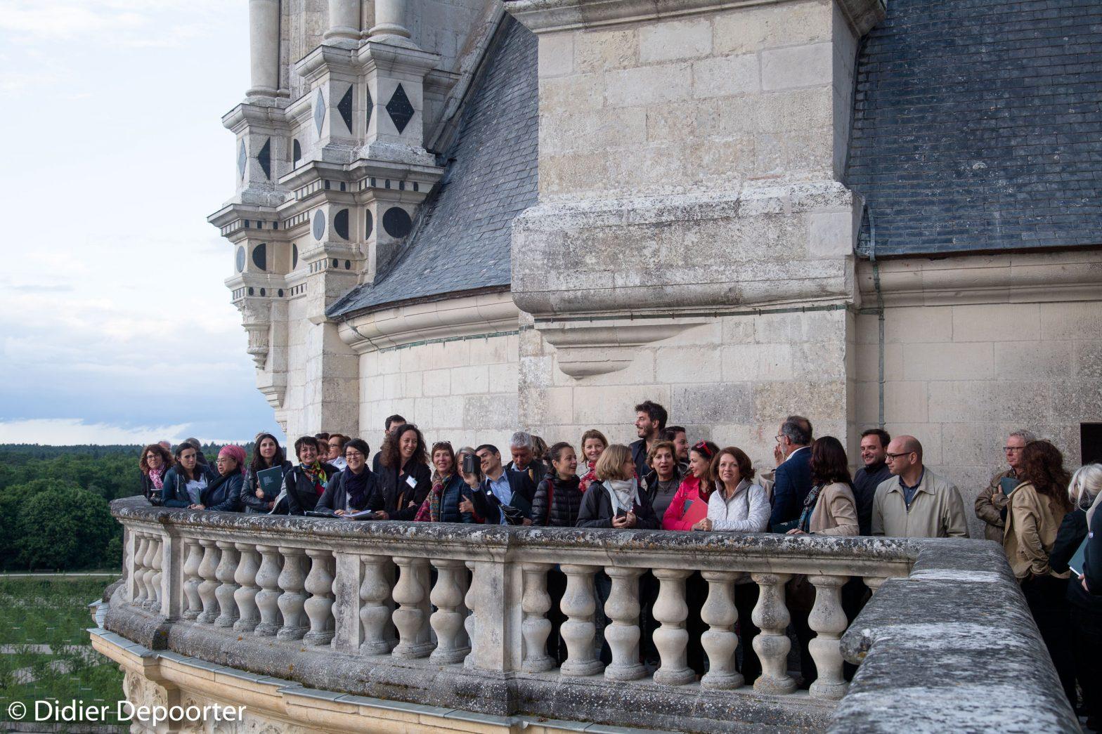 Le Domaine national de Chambord, le rêve des communicants