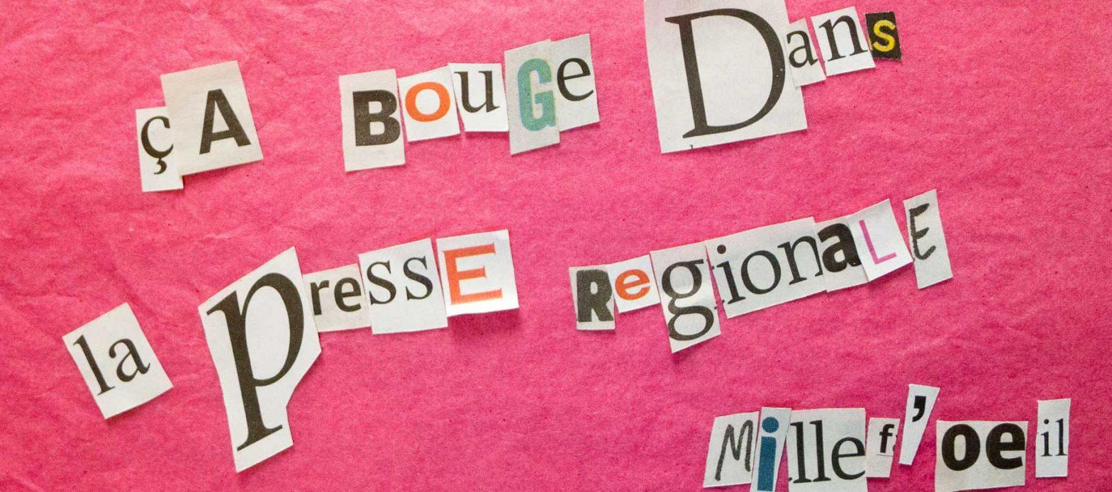Rendez-vous le 5 février avec 3 titres de la presse régionale