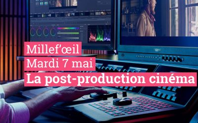 La post-production cinéma